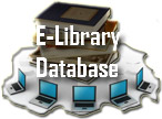 Click the E-Library pic to go search the database