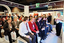 One of the many presentations found at IOSH Excel 2011