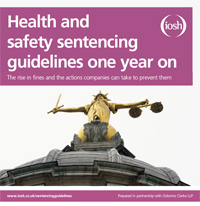 Pic: IOSH health and safety guidelines issued 2017