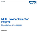 Pic: NHS Consultation - available from the E-Library