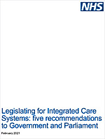 Pic: Legislation recommended by NHS England - click to download from E-Library