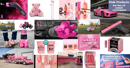 Pic: Pink products con