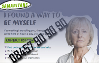 click to go the Samaritans website
