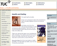 TUC News - Health & Safety