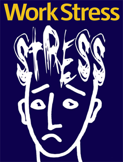 Pic: Work Stress Book - click to download